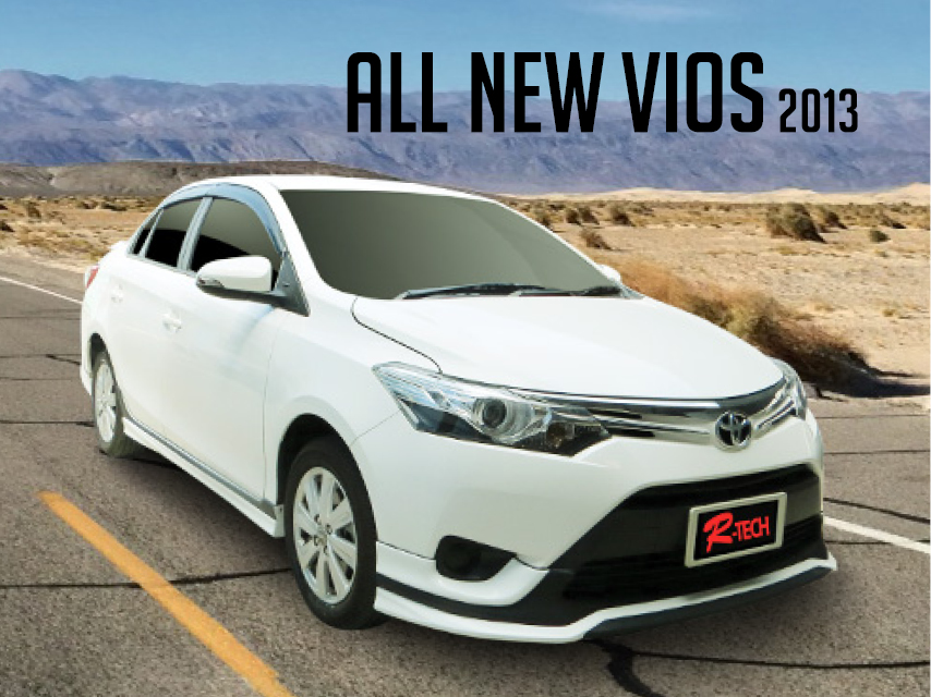 WTK all new vios 13173